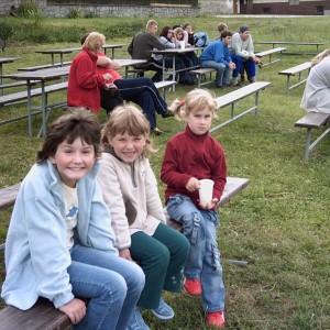 Sportovní odpoledne 2003